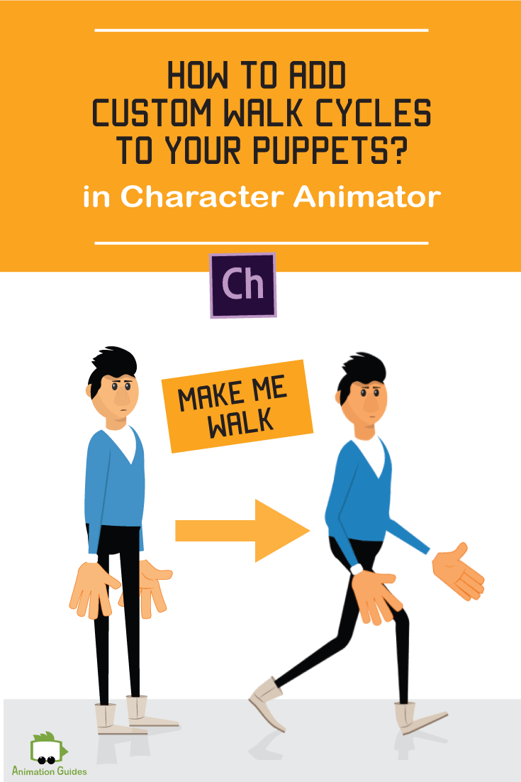 Add custom walk cycles to your puppets without animating it. How to prepare the puppet for walking? How to add and customize walking puppet behavior? How to rig your puppet for the best walk?
