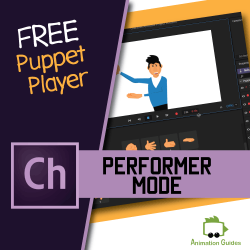 How to Open and Animate a Puppet Without Buying Adobe Character Animator