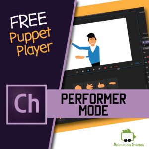 adobe character animator free player