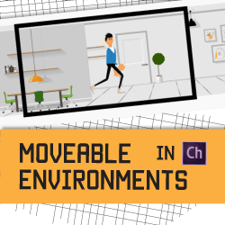 how to create moveable environments