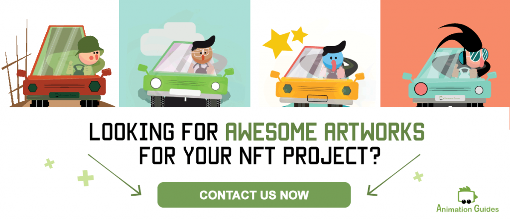 looking for nft artist to create your awesome collection