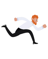 animationguides character david running