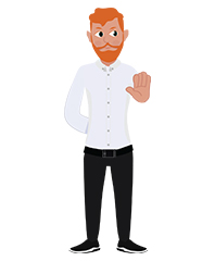 animationguides character david