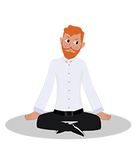 animationguides character david yoga pose