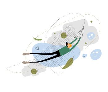 Amos Illustration dream