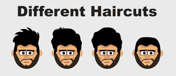Roger character animator puppet haircuts