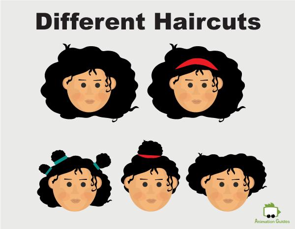 gaya puppet customizable haircuts