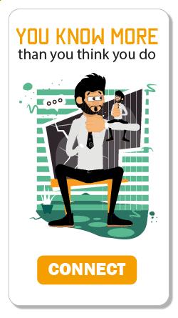 Rogerio illustrations self confidence