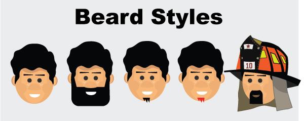 albert fireman puppet beard styles