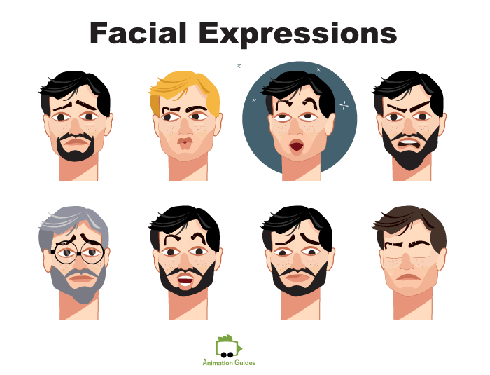Andrew Adobe Character Animator Puppet Facial Expressions