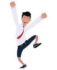 jim character dancing